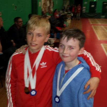 Luke & Owen