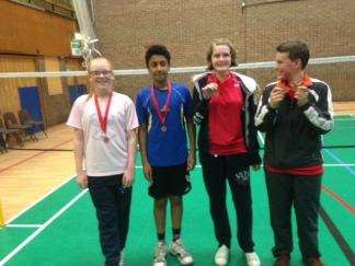 Mixed bronze medallists