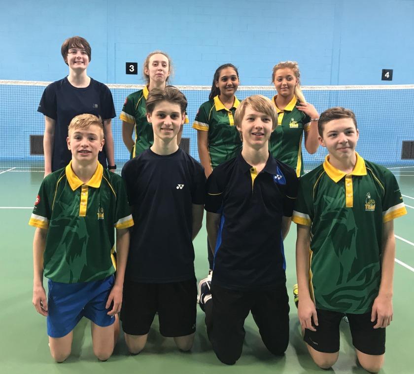 U18 Shires Team
